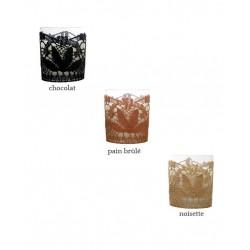 Bougies aromatisées